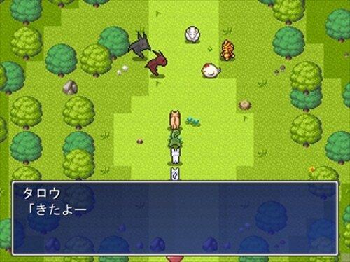 ペットと調査団といにしえのダンジョン Game Screen Shot2