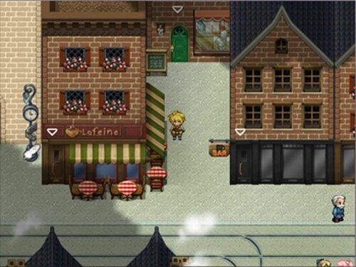 ニコと呪いの水没図書館 Game Screen Shot4