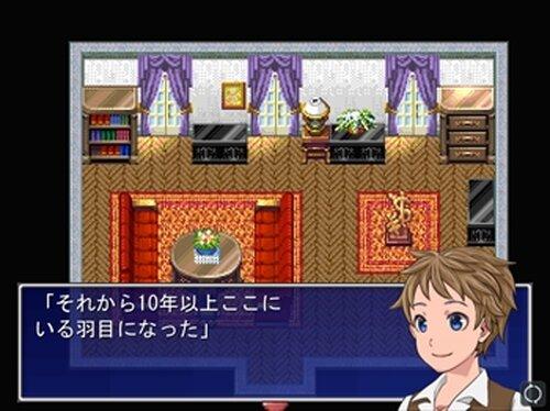 花とピアノと Game Screen Shot2