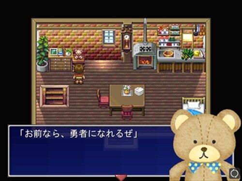 花とピアノと Game Screen Shot4