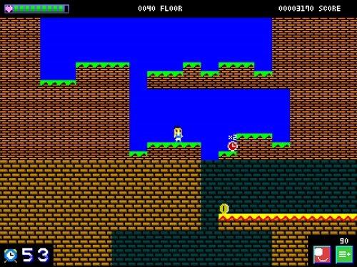 ワンダーランド Game Screen Shot