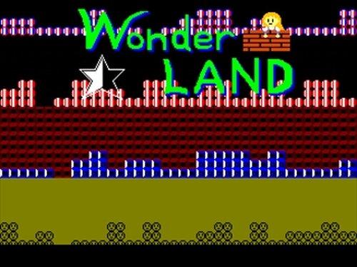 ワンダーランド Game Screen Shot2