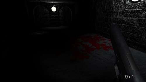 QuietMansion Game Screen Shot