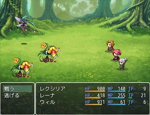 Road of Crystal -龍に誘われし勇者と八つの宝玉- β Game Screen Shot3