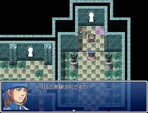 ほぼ同じ作品を二つ公開してみる Game Screen Shots