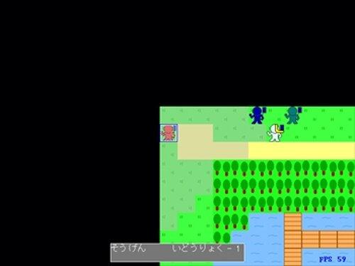 大激闘タイツファイターズ Game Screen Shots
