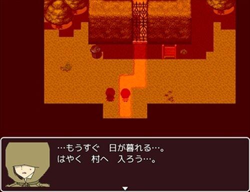 アホずきんちゃんと狼の森(ブラウザ版) Game Screen Shot4