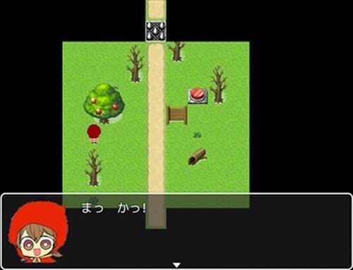 アホずきんちゃんと狼の森(ブラウザ版) Game Screen Shots