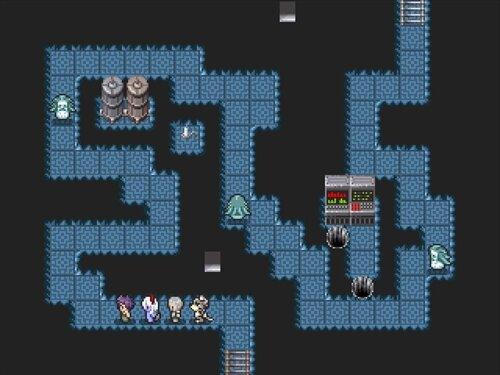 アハトの英雄 Game Screen Shot1