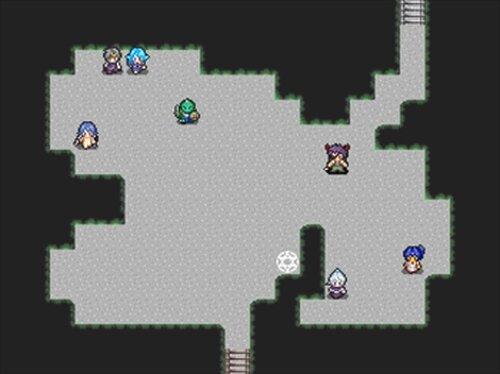 アハトの英雄 Game Screen Shot4
