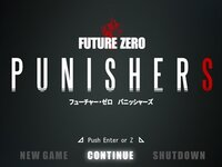 FUTURE ZERO - PUNISHERS -