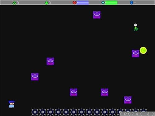 アオーユの年末鬼畜アクション! Game Screen Shot5