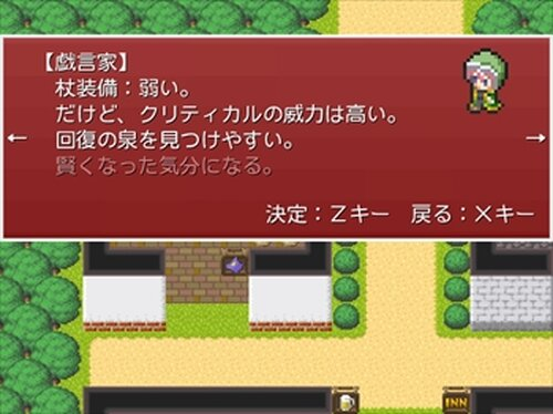LabyRinth☆DragonKnight Game Screen Shot4