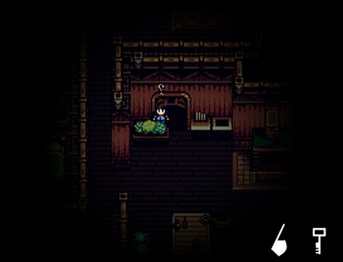 【DL版】少女怪物青い花 (ver.1.12) Game Screen Shot2