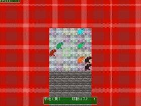 タイツdeバトラーズ Game Screen Shot2