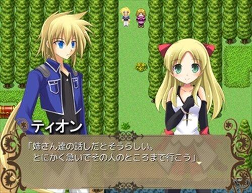 Esperansar春の剣聖 Game Screen Shots