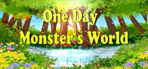 One Day~Monster's World~ Game Screen Shot2