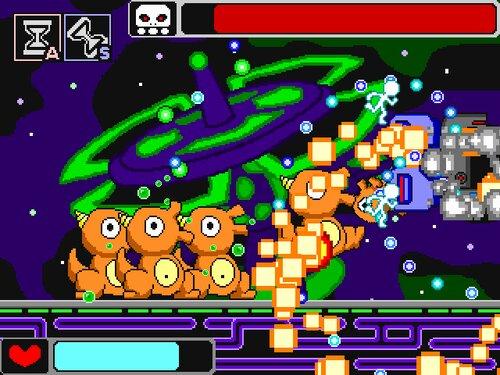 ボスバトルコンプレックス・ゼロ(BossBattle Complex ZERO)ver1.148 Game Screen Shot1