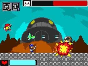 ボスバトルコンプレックス・ゼロ(BossBattle Complex ZERO)ver1.085 Game Screen Shot3