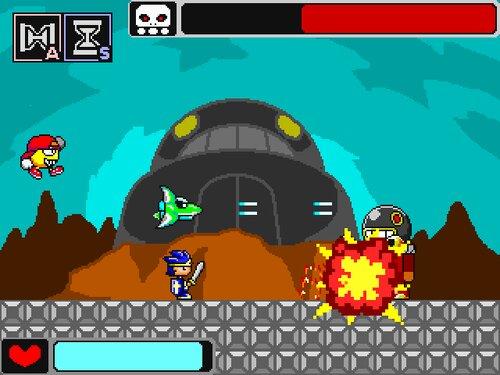 ボスバトルコンプレックス・ゼロ(BossBattle Complex ZERO)ver1.148 Game Screen Shot3