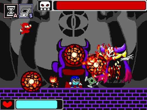 ボスバトルコンプレックス・ゼロ(BossBattle Complex ZERO)ver1.148 Game Screen Shot4