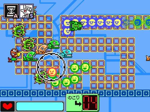 ボスバトルコンプレックス・ゼロ(BossBattle Complex ZERO)ver1.148 Game Screen Shot5