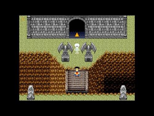 天魔正伝(体験版③) Game Screen Shot1