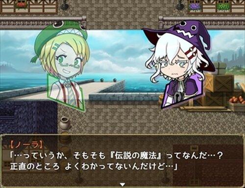 まじょっこクエスト【DL版】 Game Screen Shot2
