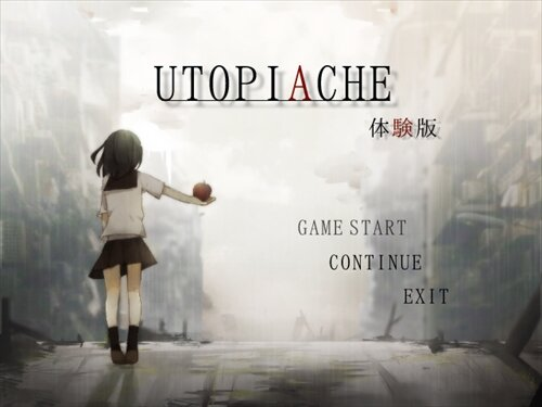 UTOPIACHE 体験版 Game Screen Shot1