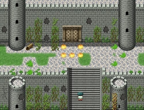 サリーの大脱出 Game Screen Shot2