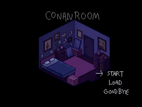 CONANROOM Game Screen Shot1