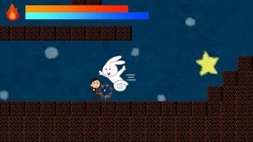 いらすとやのぼうけん Game Screen Shot