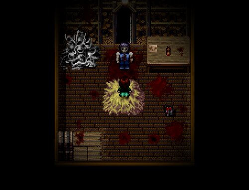 消えたあの時の叫び (ver.1.05) Game Screen Shot2