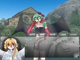 不幸なアンジュ Game Screen Shot2