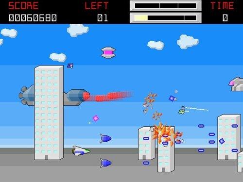Banisher Game Screen Shot
