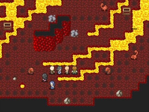 古代遺跡物語 Game Screen Shot3