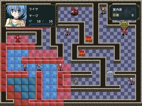 ラビリオン Game Screen Shot3