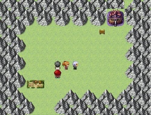 達成感のないRPG Game Screen Shot3