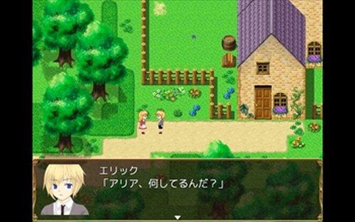 不可思議な世界のアリア Game Screen Shot3