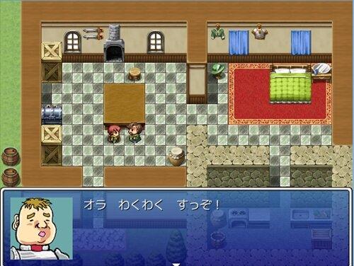 テルオザグレート Game Screen Shot1