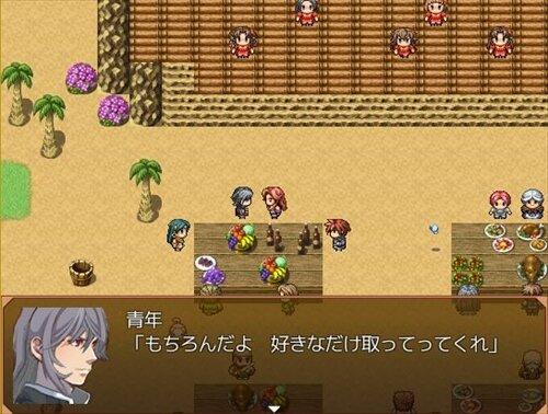 ヒイアカ神話 Game Screen Shot1