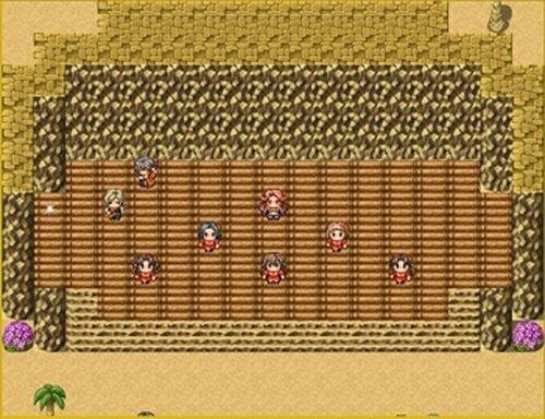ヒイアカ神話 Game Screen Shot3