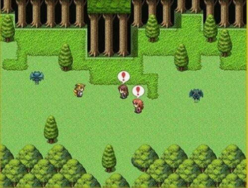 ヒイアカ神話 Game Screen Shot4