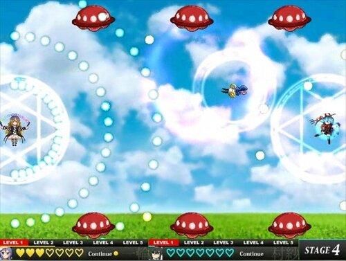アインスリング Game Screen Shot1