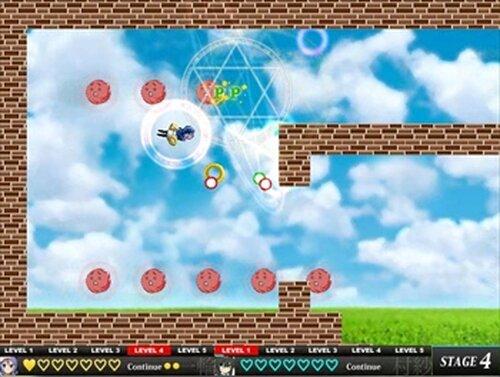 アインスリング Game Screen Shot4