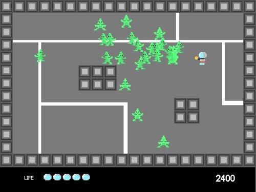 Planarian-プラナリアン- Game Screen Shot1