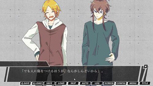 キズツケ ver0.04【DL版】 Game Screen Shot