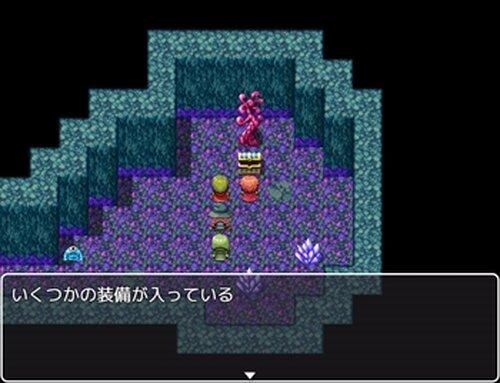 模作して作った戦闘RPGの001 Game Screen Shot4