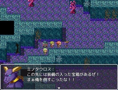 模作して作った戦闘RPGの001 Game Screen Shot5
