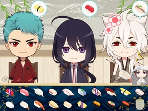 長谷部の寿司 Game Screen Shot3